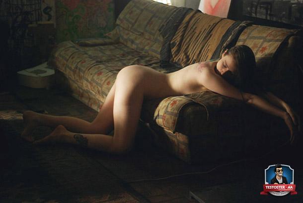 Giulia Henne nua