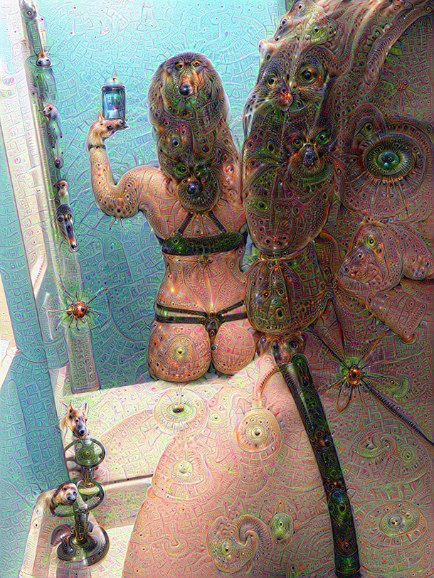 deep-dream
