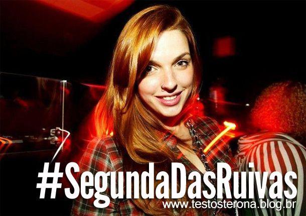 #SegundaDasRuivas