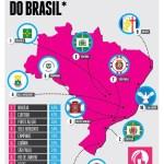 Site de traição reúne mais  3 milhões de brasileiros, São Paulo tem mais cadastrados