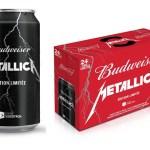 Budweiser lança cerveja especial do Metallica