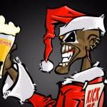 O Iron Maiden lhe deseja um feliz Natal e um próspero Ano Novo