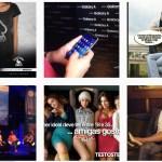 10 motivos para seguir o Testosterona no Instagram