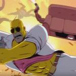Simpsons prestam homenagem aos anos 80 em sua nova abertura