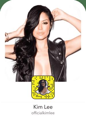kim-lee-snapchat-snapcode-sexy