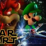Star Kart: vídeo mistura Star Wars e Mario Kart
