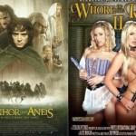 10 paródias pornô de filmes clássicos que você já assistiu