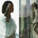 Rihanna nua, sensual e matadora em 2 clipes para começar bem a semana