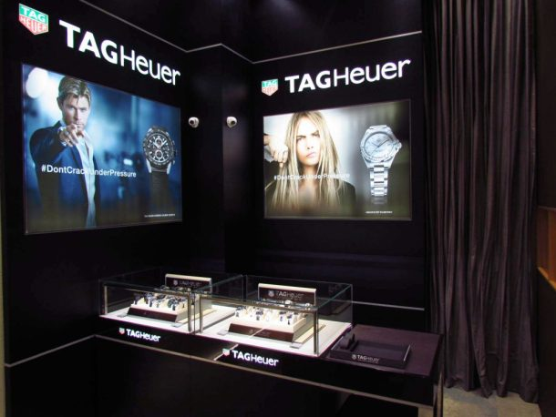 TAG Heuer - Julio Okubo - Morumbi Shopping 2