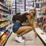 Se os corredores do supermercado falassem