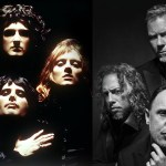 Metallica faz ensaio fotográfico inspirado no Queen e o resultado é sensacional