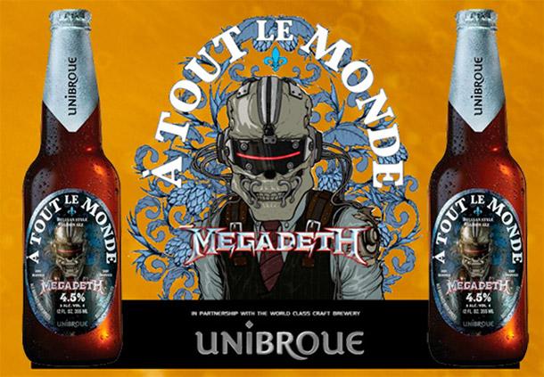 megadeth-beer-a-tout-le-monde-unibroue