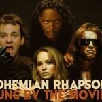 Bohemian Rhapsody cantada por trechos de 206 filmes