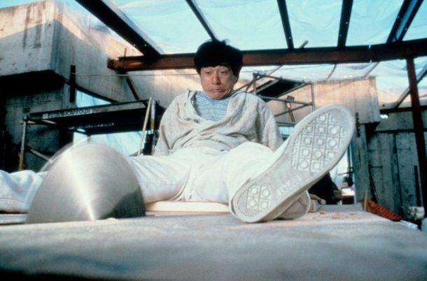 Jackie CHAN, dŽcors avec personnages