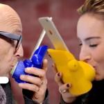 Não é Black Mirror: Kissenger, o aparelho que permite o beijo à distância