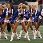 Essas Cheerleaders vão te dar 15 bons motivos pra acompanhar a NFL