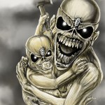 Casal boliviano batiza o filho como Iron Maiden Duran Ruiz