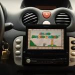 Motorista do Uber inova e oferece opção de jogar Super Nintendo aos passageiros