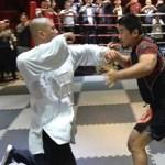 O que acontece quando um lutador de MMA enfrenta um lutador de Tai Chi
