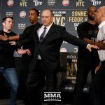 Bellator NYC: Sonnen x Silva - Saiba como assistir o duelo entre Chael Sonnen e Wanderlei Silva