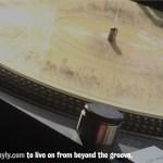 Você pode transformar suas cinzas num disco de vinil de 24 minutos