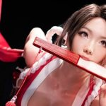 Cosplayer recria Mai Shiranui de King of Fighters com perfeição
