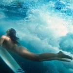 Estamos apaixonados pela surfista Maya Gabeira