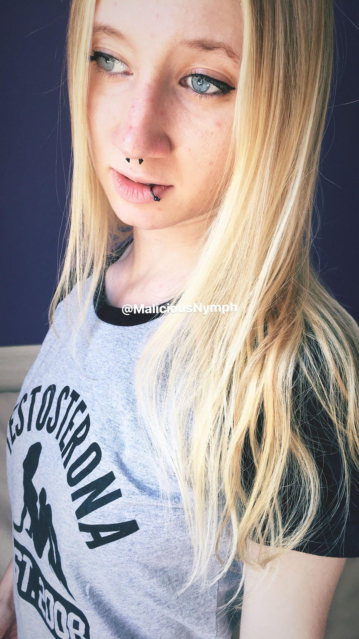 Carol MaliciousNymph - Testosterona Girl