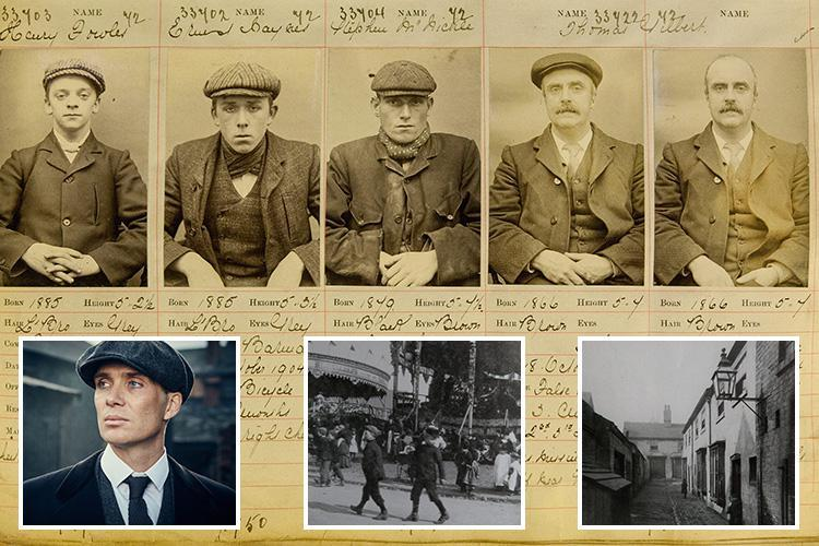 The Original Peaky Blinders