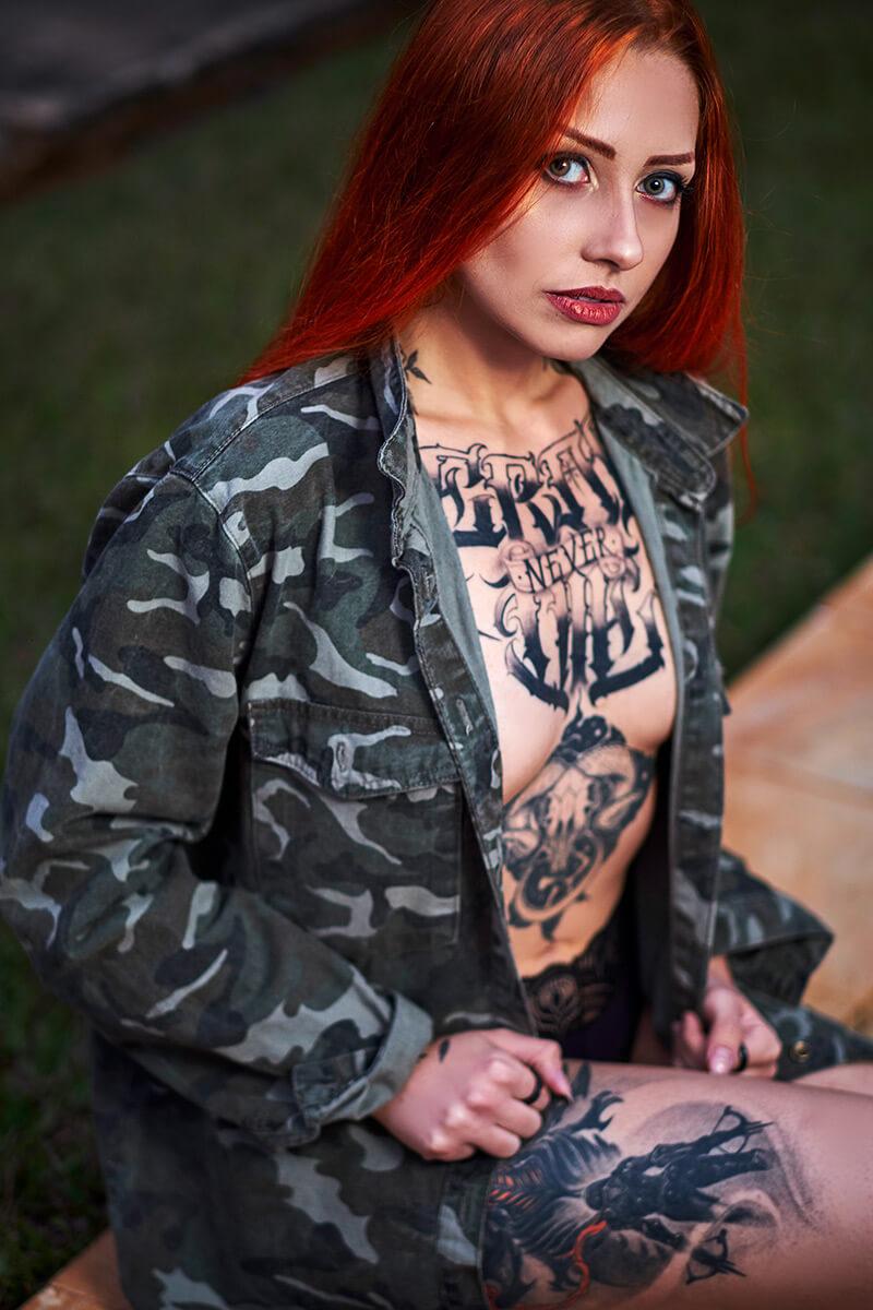 Ariane Tavares Testosterona Girls