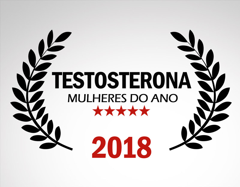 Mulheres do Ano Testosterona