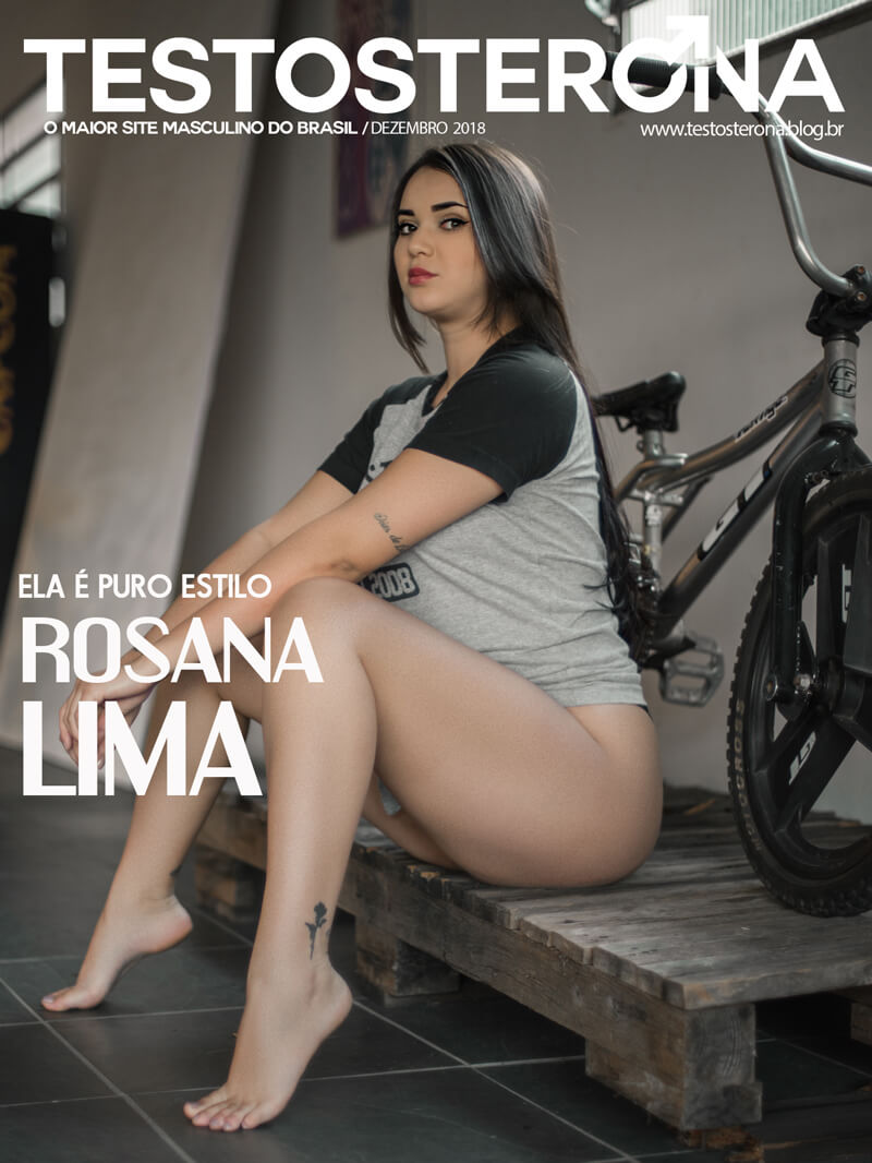 Rosana Lima Testosterona Girls