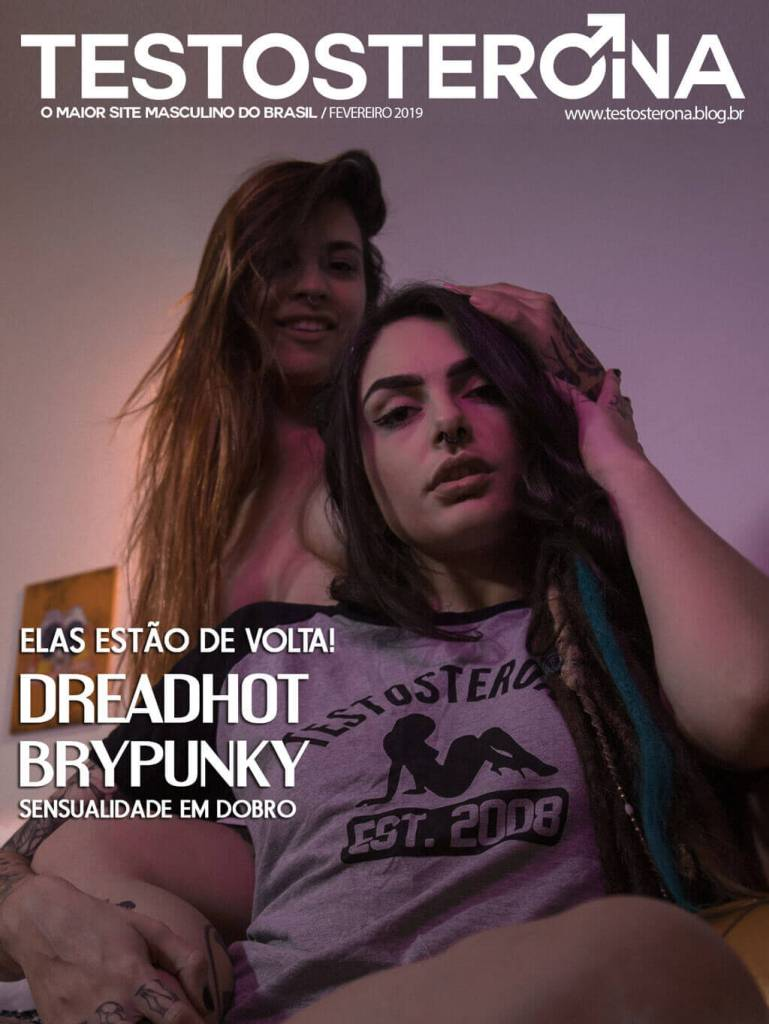 DreadHot & Brypunky - Testosterona Girls