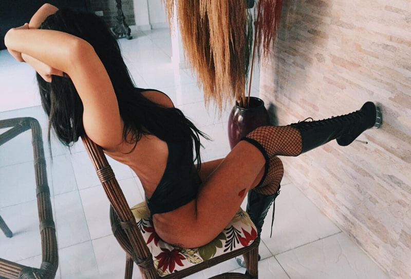 Emanuelly Raquel sexy angel stripper