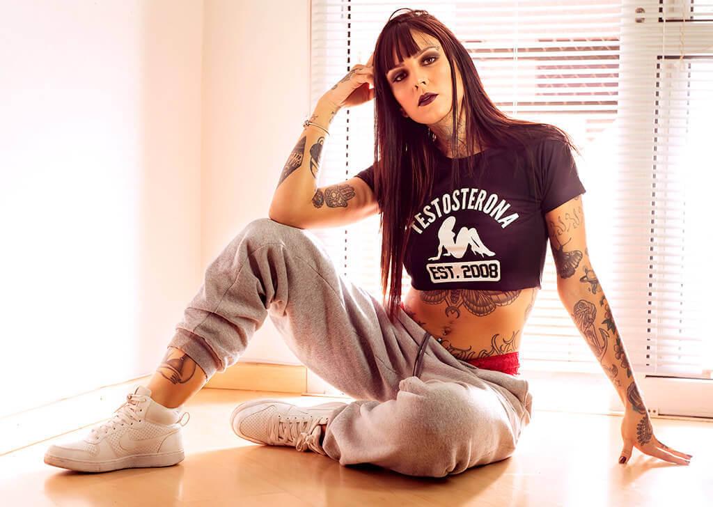 Ally Gonzaga - Testosterona Girls