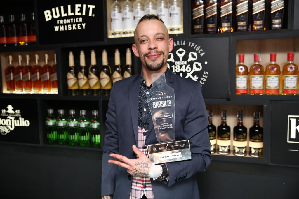 melhor bartender do Brasil