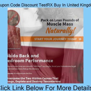 Save Coupon Code Discount TestRX Buy In United Kingdom Check Pricea1017