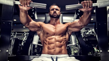 does testosterone build muscle bench