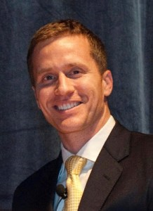 Missouri Governor Eric Greitens