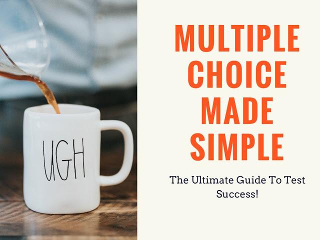 Get multiple choice help