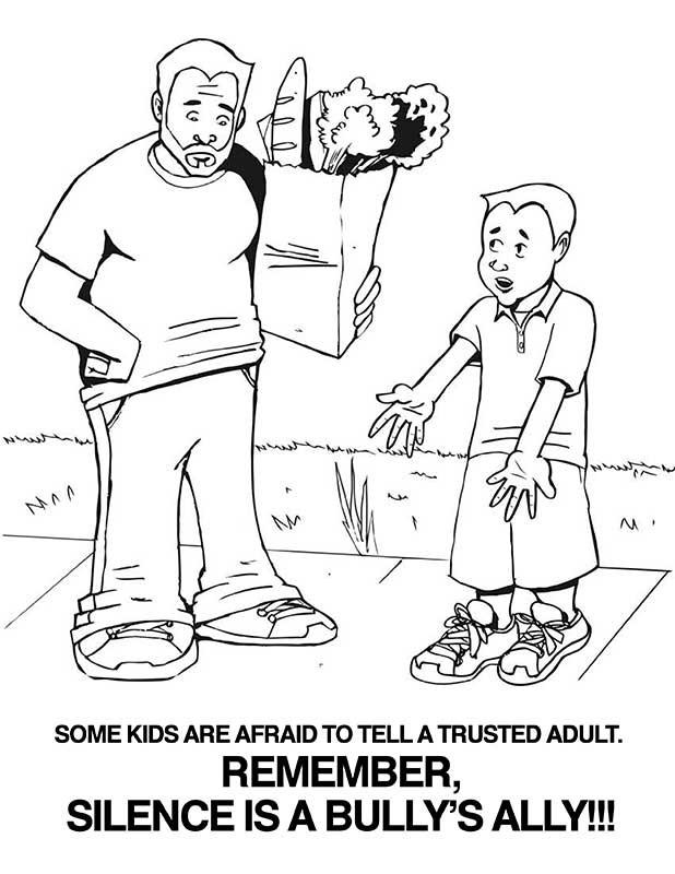 No Bullying Zone Clip Art At Clker Com
