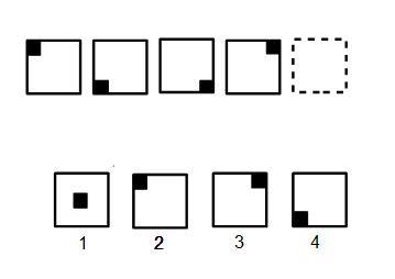 Test de Razonamiento: Series de FIGURAS en Tests-GRATIS.com
