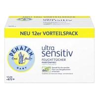 Penaten Ultra Sensitiv Feuchttücher 12x56 Stück