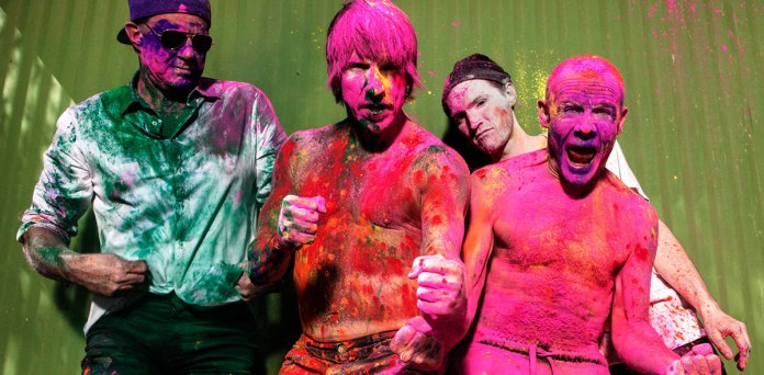 Red Hot Chili Peppers (Foto: Steve Keros)