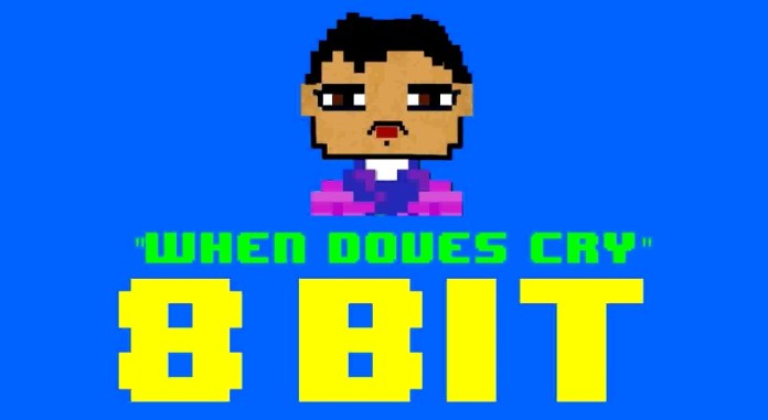 When Doves Cry  8 Bit Remix Cover Version   Tribute to Prince    8 Bit Universe   YouTube