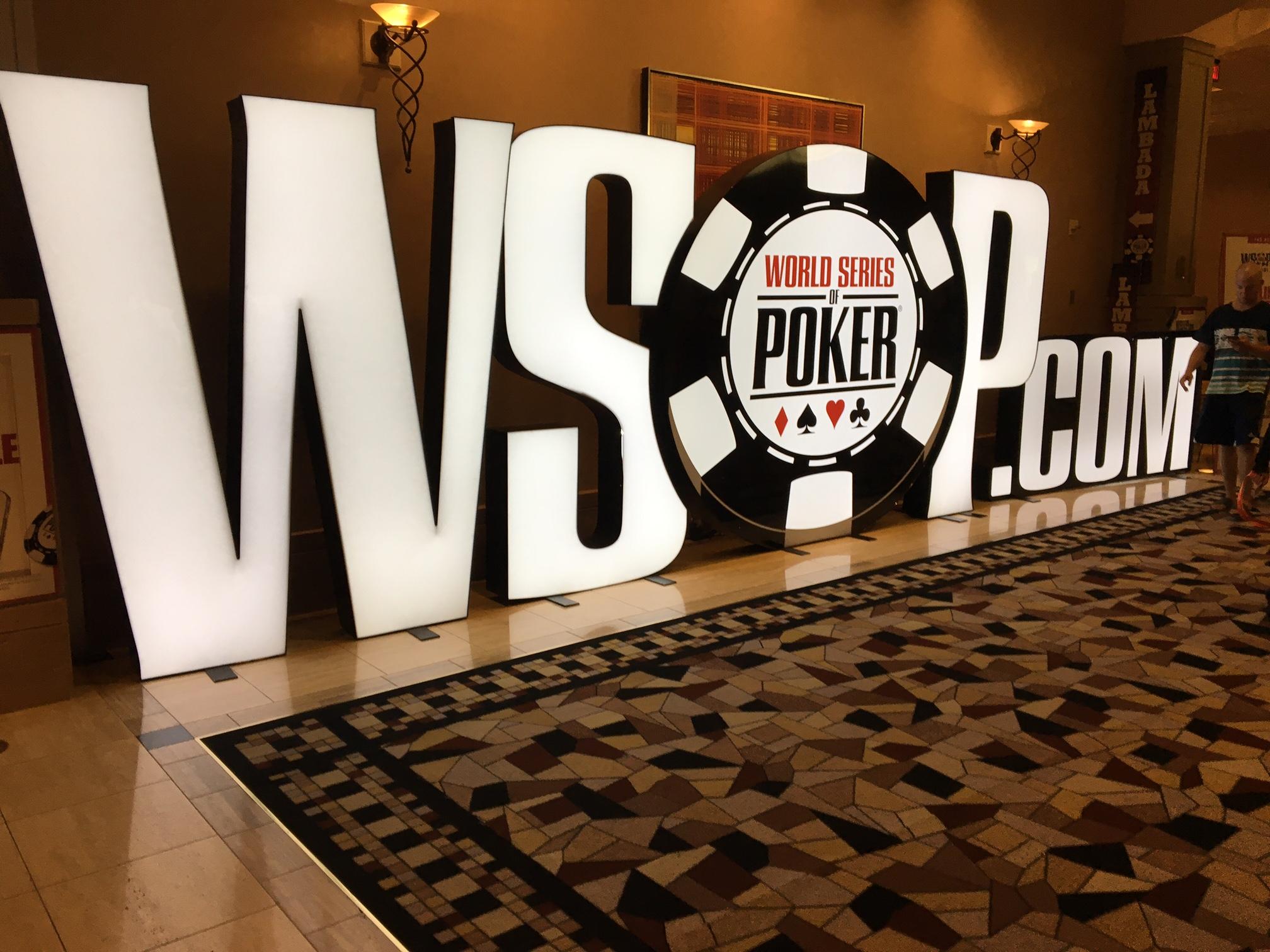 2019 WSOP