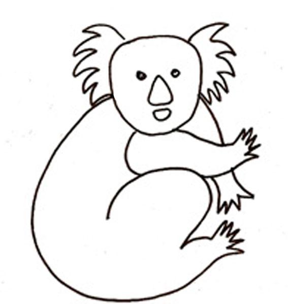 ORIGAMI KOALA DIAGRAM « EMBROIDERY & ORIGAMI