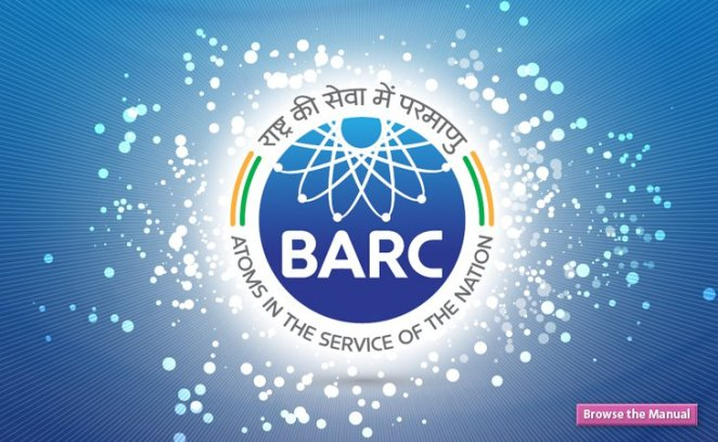 BARC Admit Card 2016