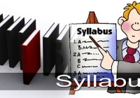 Assam TET Syllabus 2017