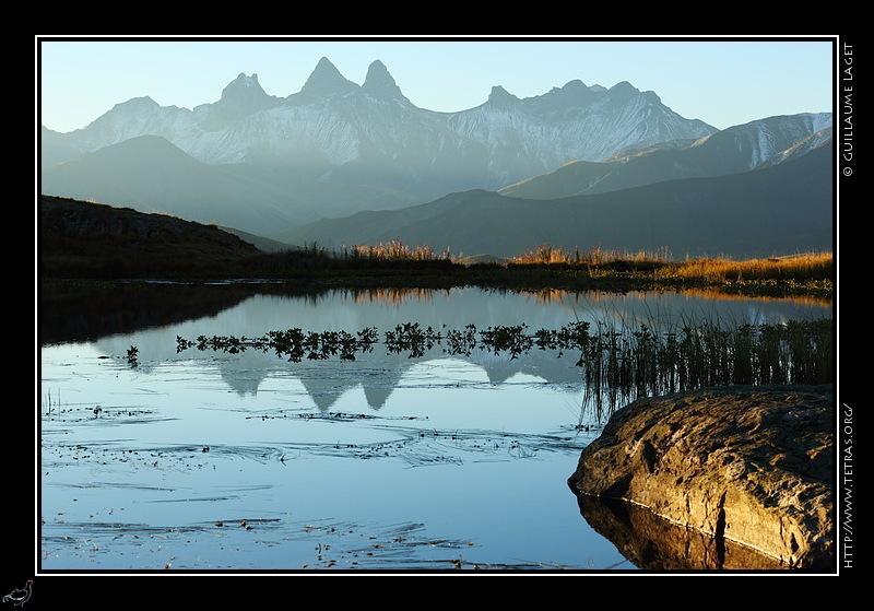 lac du col de la Croix de Fer